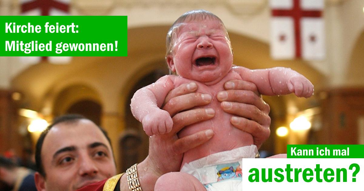 Babytaufe Kircheneintritt Taufpaten