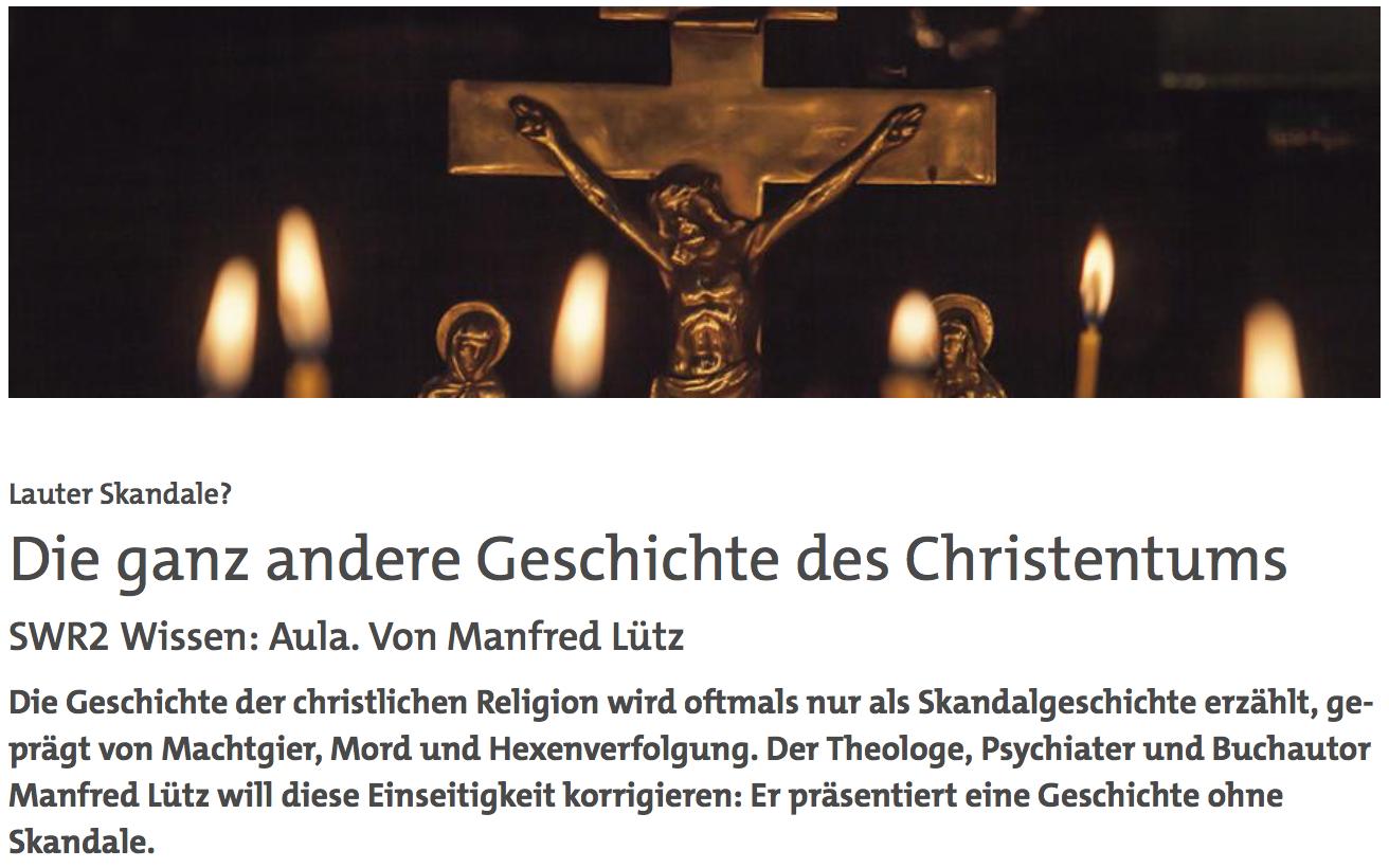 Die ganz andere Geschichte des Christentums